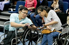 Disabled-friendly spots listed in mobile app
