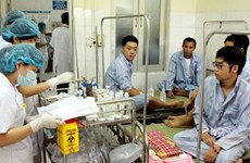 Patient overload reduced after hospitals upgraded