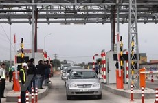 Electronic tolls to cut costs, traffic jams