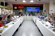 VFF stresses introduction of eligible candidates for general election