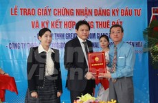 Dong Nai licenses multi-million USD wood-making projects