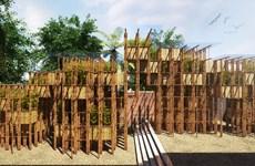 Brisbane exhibition displays VN architect's structure