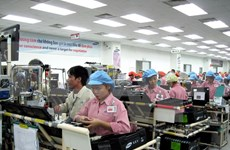 Bac Ninh's major industrial park expanded