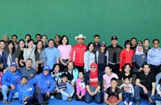 ASEAN Family Day in Mexico