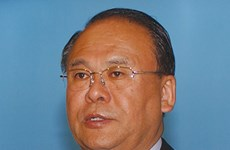 Fatherland Front leader welcomes Japanese special advisor