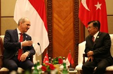 Indonesia, Turkey intensify defence cooperation
