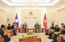 Vietnam, Laos to develop special solidarity