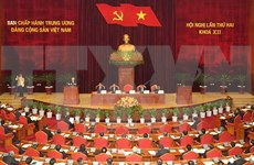 12th Party Central Committee convenes second meeting