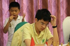 Young talents shine at masters tourney