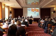 Conference on Vietnam's 12th Party Congress held in France