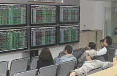 VN index advances on energy stocks