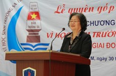 Scholarships presented to ethnic students in Phu Yen