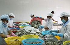 Duties on Vietnamese shrimp sent to US increased