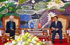 Vietnam appreciates IMF's assistance