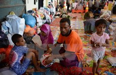 Thailand charges 92 defendants on Rohingya trafficking