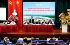Vietnam Airports Corporation holds first meeting for shareholders