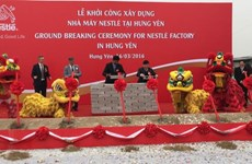 Netstle builds new food, beverage factory in Hung Yen province
