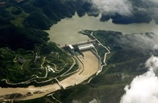 China's water discharges highly anticipated