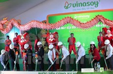 Vinasoy builds third plant in Binh Duong