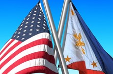 Philippines, US hold strategic dialogue