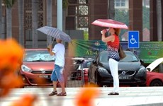 Heat wave forces schools to close in Malaysia