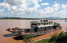 Laos: Mekong River level increases