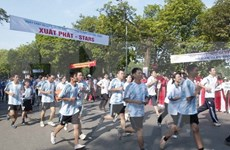 Olympic Day Run launched on Ly Son island
