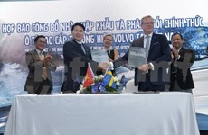 Volvo centres to open in Ho Chi Minh City