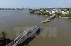 Nearly 300 bln VND allocated for Ghenh bridge repairs