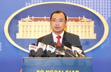 Vietnam demands Taiwan to respect its sovereignty
