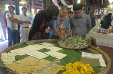 Hoi An hosts first pan-Asian silk trade fair