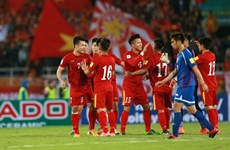 Vietnam to face Iraq in crucial qualifier