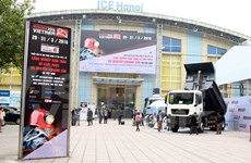 Int'l mining exhibition opens in Hanoi