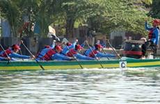 Binh Thuan wins International Dragon Boat Festival