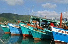 Vietnamese Embassy protects fishermen detained in Thailand