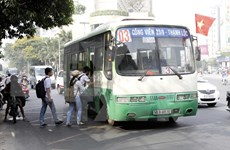 Bus system may fail to reach target of 1 million passengers a day
