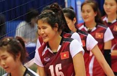 Vietnam in group A for Asian volleyball event