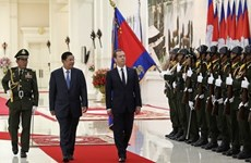 Cambodia, Russia enhance bilateral cooperation
