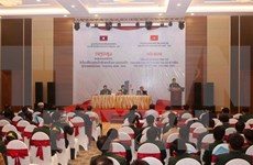 Vietnam-Laos border demarcation reviewed