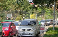 Traffic jams cost HCM City 820 million USD each year