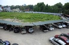 Investors fund Hanoi car park