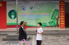 Competition on environmental protection kicks off in Hanoi