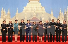 Laos hosts 20th ASEAN Finance Ministers' Meeting