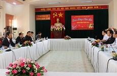 Kon Tum, Stung Treng seek productive cooperation