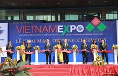 Vietnam Expo to enhance regional, global economic links