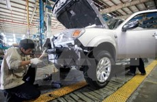 Ford Vietnam enjoys record sales in March