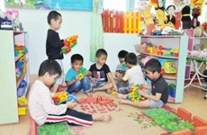 Child safety at preschools intensified