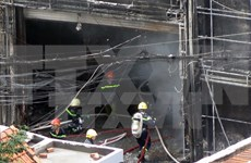 HCM City: Explosions and fires fall in quarter 1