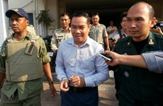 Cambodia: Lawmaker faces imprisonment for 'inciting revolt'