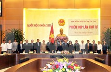 National Election Council convenes fourth session